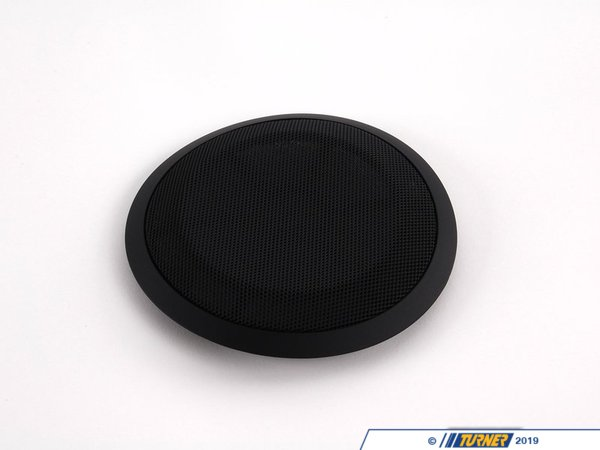 T#96185 - 51416975503 - Genuine BMW Cover F Left Loudspeaker Schwarz - 51416975503 - E92,E93 - Genuine BMW -
