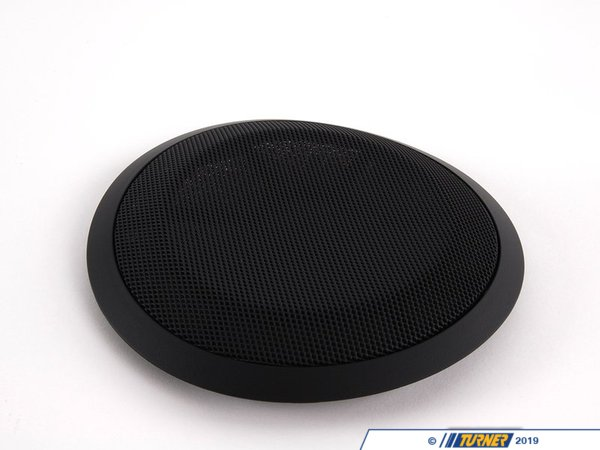T#96186 - 51416975504 - Genuine BMW Cover F Right Loudspeaker Schwarz - 51416975504 - E92,E93 - Genuine BMW -