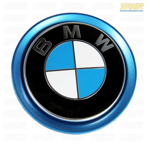 Bmw Z4 M: Genuine BMW Hood Emblem