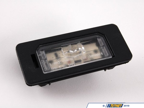 T#14109 - 63267193293 - Genuine BMW Lighting License Plate Lamp, Led 63267193293 - Genuine BMW -