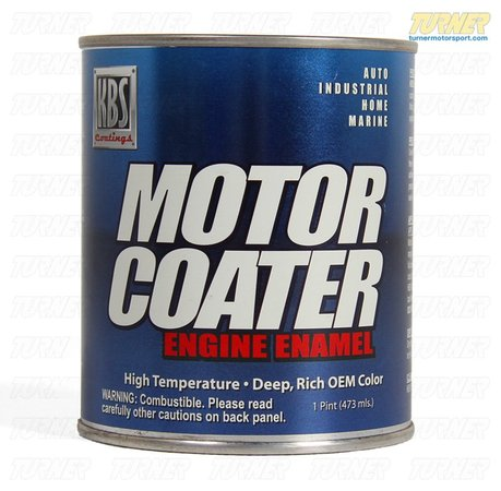 KBS KBS Motor Coater High Temp Paint (Engine Or Brake Caliper Paint) TMS209169DK