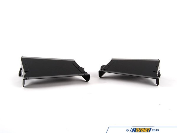 AFE aFe Dynamic Air Scoops (DAS) - E9X 328i/335i/M3 54-11478