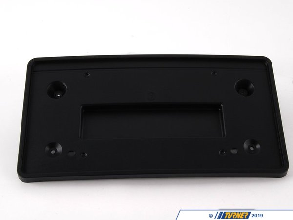 T#75866 - 51113414604 - Genuine BMW Licence Plate Base - 51113414604 - E83 - Genuine BMW -
