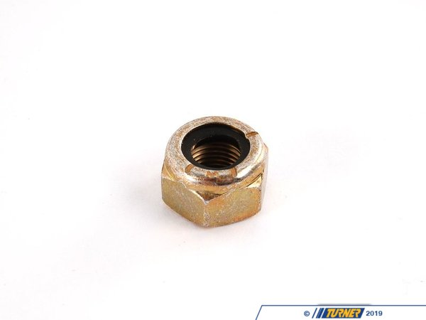 T#7830 - 32216756327 - Genuine BMW Self-Locking Hex Nut M10X1 - 32216756327 - E36,E36 M3 - Genuine BMW Self-Locking Hex Nut - M10X1This item fits the following BMW Chassis:E36 M3,E36 - Genuine BMW -