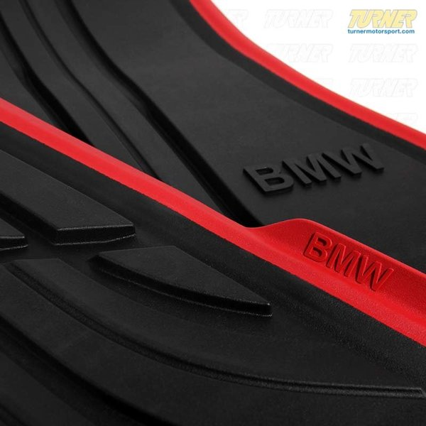Bmw I8: Genuine BMW Rubber Floor Mats