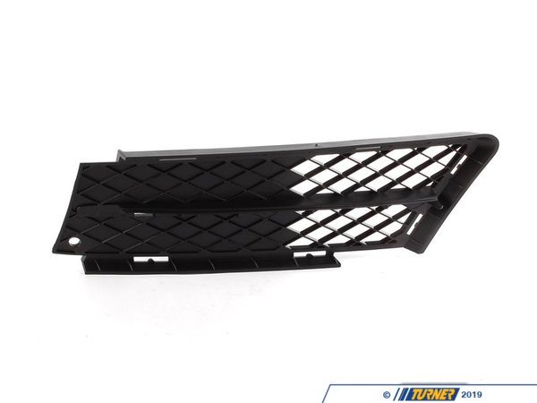 T#76199 - 51117134081 - Genuine BMW Partially Open Grid, Left - 51117134081 - E90 - Genuine BMW -