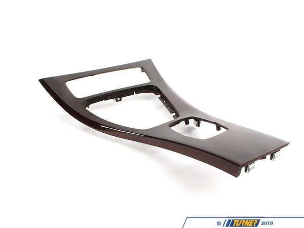 T#87189 - 51169170935 - Genuine BMW Trim Cover Center Console, W - 51169170935 - Genuine BMW -