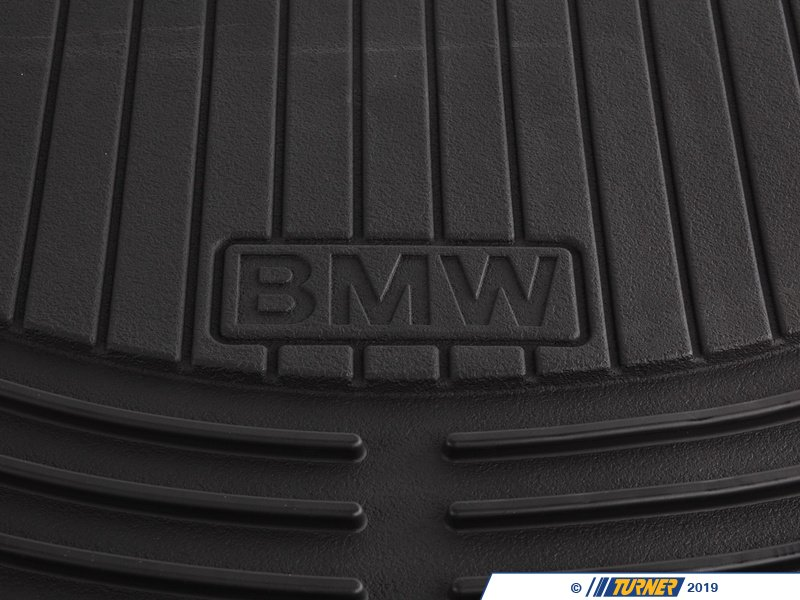 82550151192 Genuine Bmw Front All Weather Rubber Floor