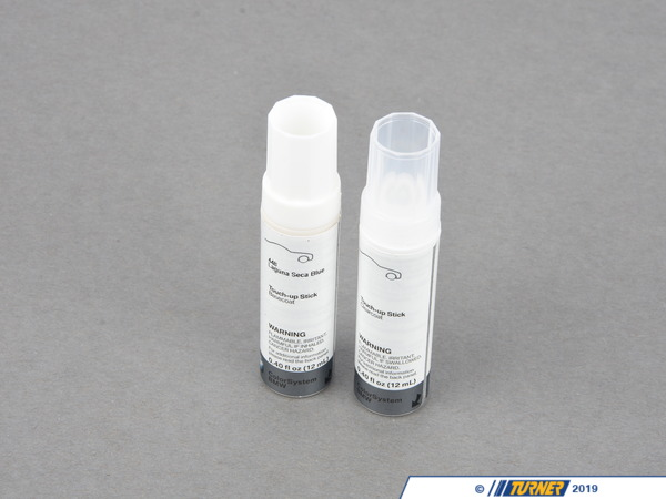 T#10269 - 51910419793 - Genuine BMW Trim Paint Stick Laguna Seca Blue 51910419793 - Genuine BMW Paint Stick Laguna Seca Blue - 2X12Ml  448 - Genuine BMW -