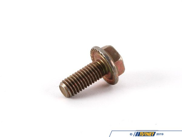 T#157244 - 71601245892 - Genuine BMW Hex Bolt M8X20 - 71601245892 - E30,E34,E36,E38,E39,E30 M3 - Genuine BMW -