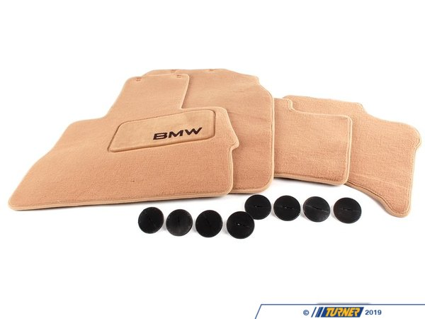 T#24793 - 82110008638 - Genuine BMW Floormat E-53 Beige - 82110008638 - E53 - Genuine BMW -
