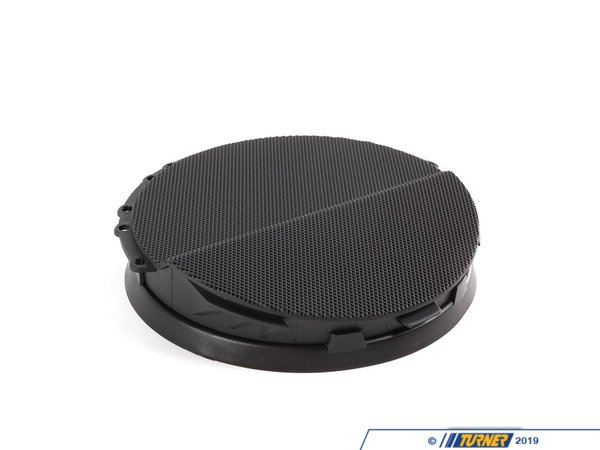 T#21941 - 51418224011 - Genuine BMW Cover Loudspeaker Left Schwarz - 51418224011 - E46,E46 M3 - Genuine BMW -