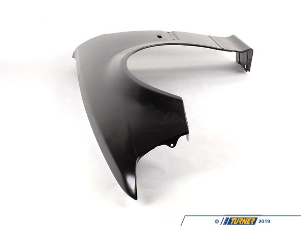 T#23230 - 41358223923 - Genuine BMW Side Panel, Front Left - 41358223923 - E36 - Genuine BMW -