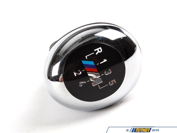 T#20766 - 25112492481 - Genuine BMW Gearshift Knob,leather/m Pla 25112492481 - Genuine BMW -