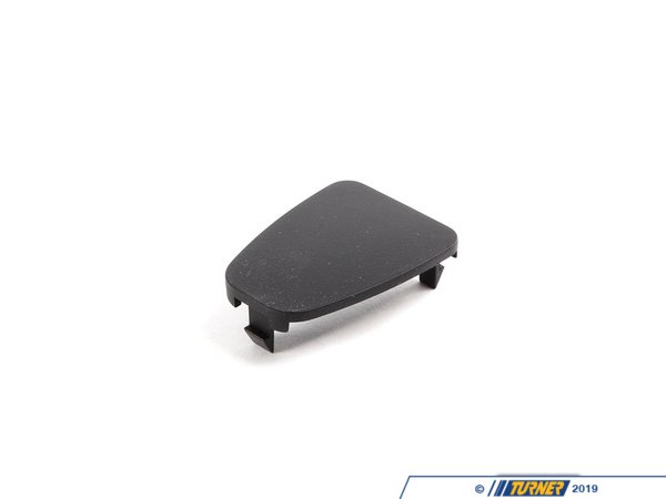 T#96395 - 51417025356 - Genuine BMW Cover, Soft Paint Schwarz Matt - 51417025356 - E46,E46 M3 - Genuine BMW -