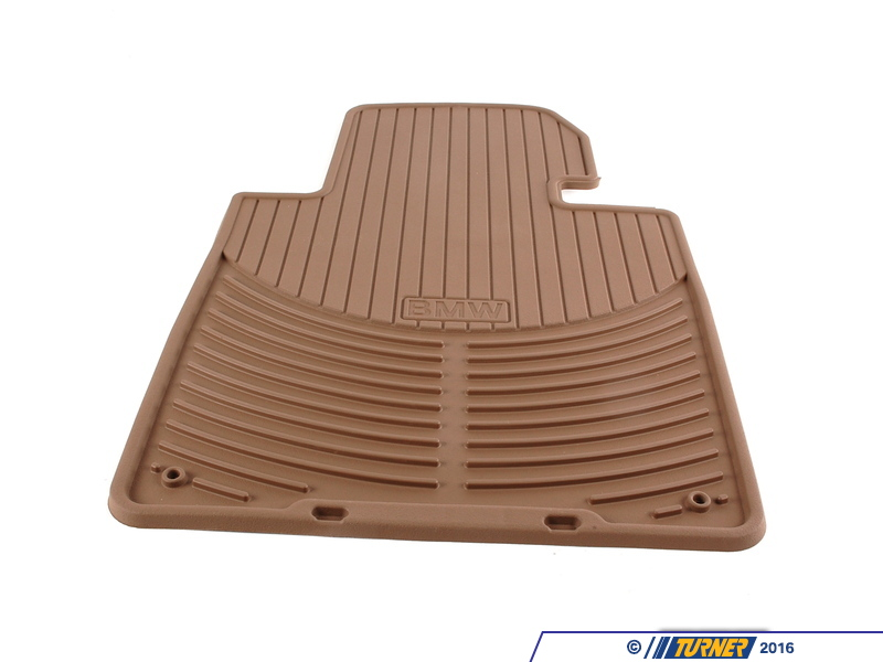 82550151504 Genuine Bmw Front All Weather Rubber Floor