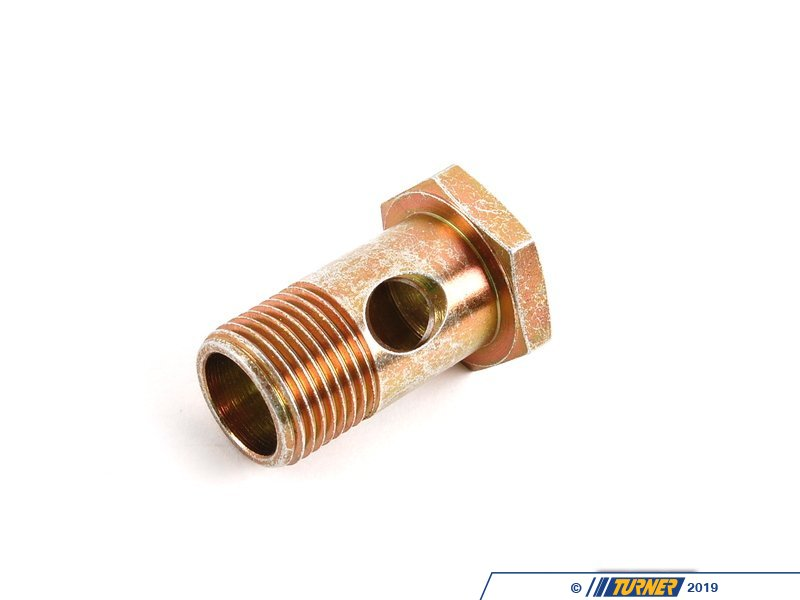 T#57752 - 32411117183 - Genuine BMW Hollow Bolt M18X32 - 32411117183 - E34,E38,E39,E53 - Genuine BMW -