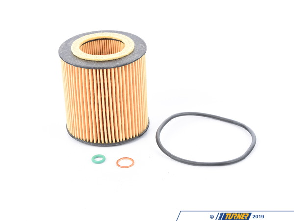Hengst OEM Hengst Engine Oil Filter Kit - N20 2.0L, N52 N54 N55 3.0L 11427953129