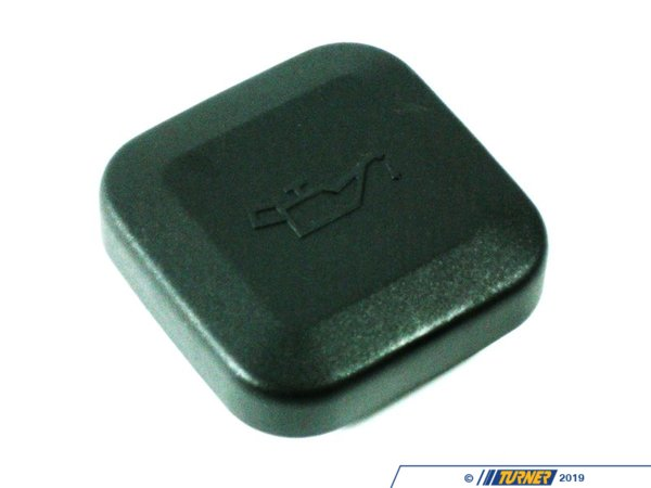 T#19325 - 11127500568 - Oil Filler Cap - E90 E92 E60 E85 E86 - Genuine BMW - BMW