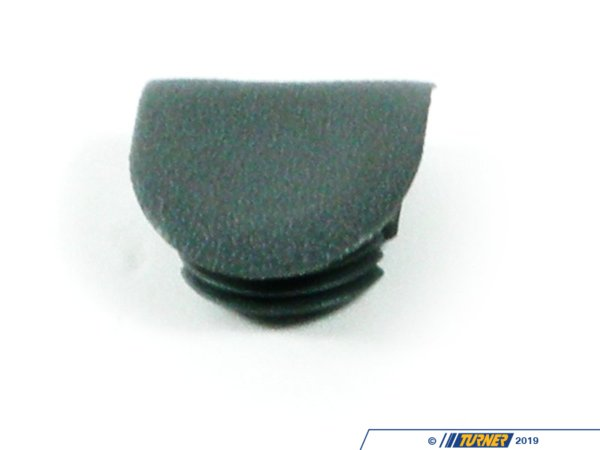 T#97968 - 51418132985 - Genuine BMW Cap Door Lining Silbergr.Dunkel - 51418132985 - E36 - Genuine BMW -