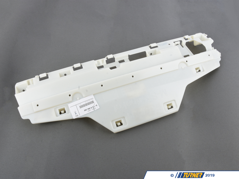 51128054200 Genuine Bmw Rear Bumper Reinforcement F30