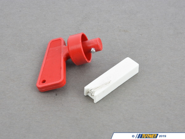 T#557145 - EL-28606 - Rennline Battery Disconnect Switch - 6 Pole W/ Removable Key - The Rennline 6 Pole Cut Off Switch is the same style used in the factory Porsche Cup Cars. It has been designed to eliminate the possibility of the alternator circuit being damaged due to a heavy voltage surge that can occur with the use of a heavy duty single circuit On/Off Switch. When turned to the off position the engine will be automatically stopped due to the secondary switch function whereby the ignition is cut. This prevents engine 'run on' and is a vital safety factor especially in competition use. This switch is also a very simple and effective anti theft device for cars, trucks, boats and Ag, vehicles.Features and Specs:12-24 VoltPrevents battery drain3 OHM 11 Watt resistor for controlled earth leakageFully removable keyWaterproof lock coverContinuous current 100 amps500 Amp Peak for 5 secondsSize 67mmCopper cable fittings with M10 Studs - Rennline - BMW MINI
