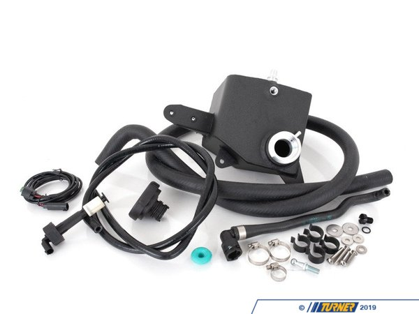 Turner Motorsport Turner Motorsport Aluminum Coolant Expansion Tank Relocation Kit - E9x 335i (N54) 021942tms13