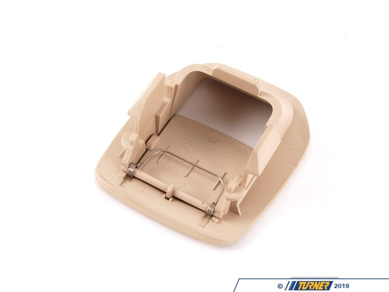 T#129204 - 52206970746 - Genuine BMW Cover Isofix Creambeige - 52206970746 - E92 - Genuine BMW -