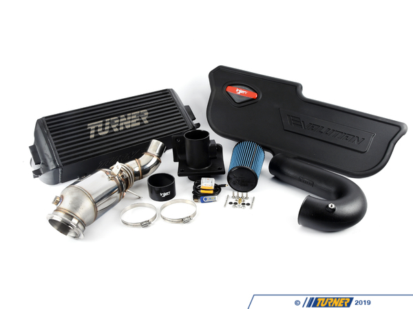 Packaged by Turner F3X F22/23 N20 12-16 Stage 3 Turner Motorsport Performance Package F3XN20S3