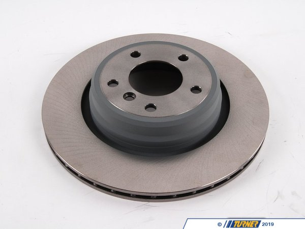 Genuine BMW Rear Brake Rotors - Pair (328x20) 34216767062