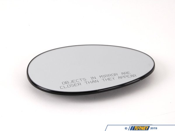 T#82349 - 51162755630 - Genuine Mini Mirror Glas, Convex, Right - 51162755630 - Genuine MINI -