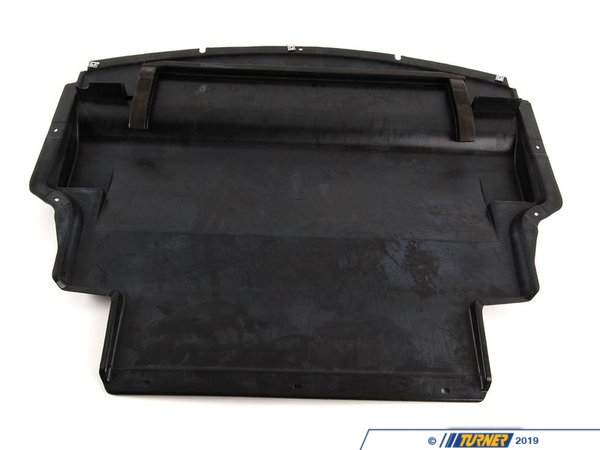 T#117970 - 51717895804 - Genuine BMW Underhood Shield - 51717895804 - E85 - Genuine BMW -