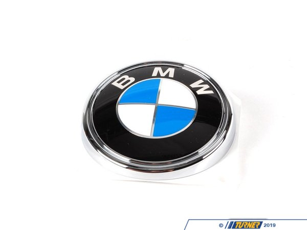 T#21895 - 51143401005 - Genuine BMW Emblem Rear - 51143401005 - Genuine BMW -