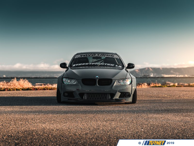 E92 Fk Cbnaero Bmw E92 Full Kit With Carbon Fiber Aero