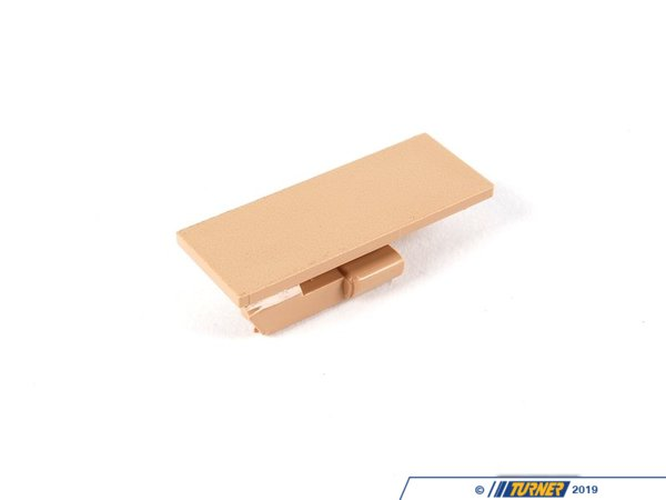 T#104797 - 51438212185 - Genuine BMW Cover Sandbeige - 51438212185 - E39,E46,E46 M3 - Genuine BMW -