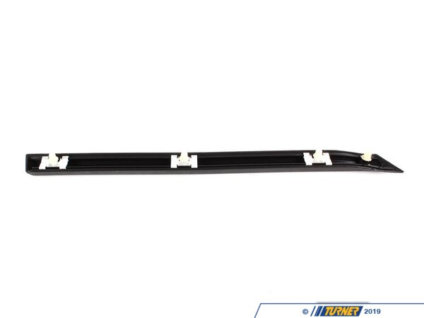 T#8633 - 51131977247 - Genuine BMW Moulding Fender Rear Left - 51131977247 - E36 - Genuine BMW -