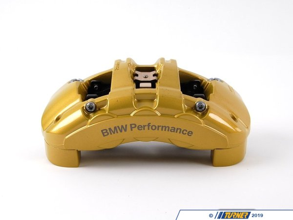 T#22995 - 34116786741 - Genuine BMW Caliper Housing Left - 34116786741 - Genuine BMW -