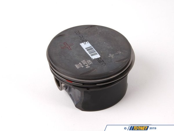 T#19061 - 11257506224 - Genuine BMW Mahle Piston (+0,25) - 11257506224 - E39,E46,E53,E83,E85 - Genuine BMW -