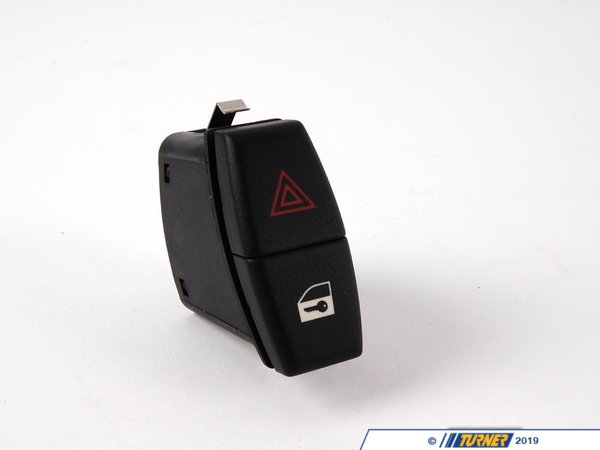 T#142276 - 61316919506 - Genuine BMW Switch Hazard Warning/centra - 61316919506 - Genuine BMW -