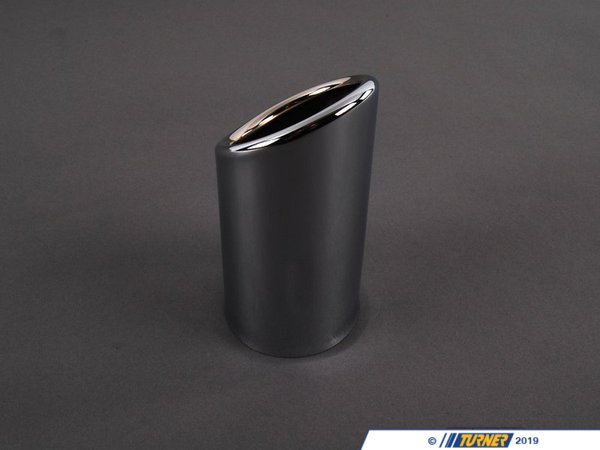 T#6345 - 82129410926 - Genuine BMW Exhaust Pipe Extension Chrome 48X58 mm - 82129410926 - E46 - Genuine BMW Exhaust Pipe Extension Chrome - 48X58 mmThis item fits the following BMW Chassis:E46 - Genuine BMW -