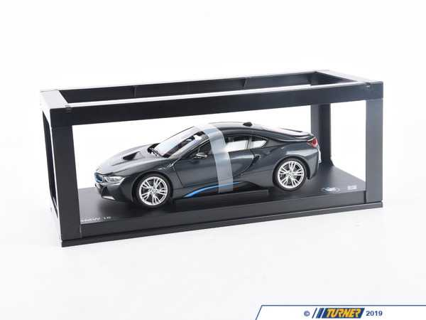 T#214000 - 80432336842 - Genuine BMW Miniature 1:18 I8 (I12) - 80432336842 - Genuine BMW Bmw Miniature 1:18 I8 (I12) SOPHISTO GREYThis item fits the following BMW Chassis: - Genuine BMW -