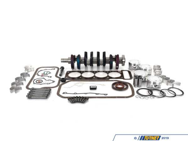 Turner Motorsport E30 M3 2.5 liter Stroker Kit for S14 Engine 11211316979KIT