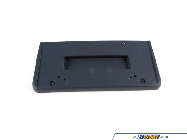 T#8355 - 51112695262 - Genuine BMW Licence Plate Base Primed M3 - 51112695262 - E46 M3 - Genuine BMW Licence Plate Base Primed - M3This item fits the following BMW Chassis:E46 M3,E46 - Genuine BMW -