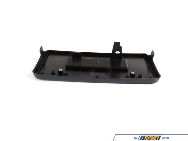 T#8355 - 51112695262 - Genuine BMW Licence Plate Base Primed M3 - 51112695262 - E46 M3 - Genuine BMW -