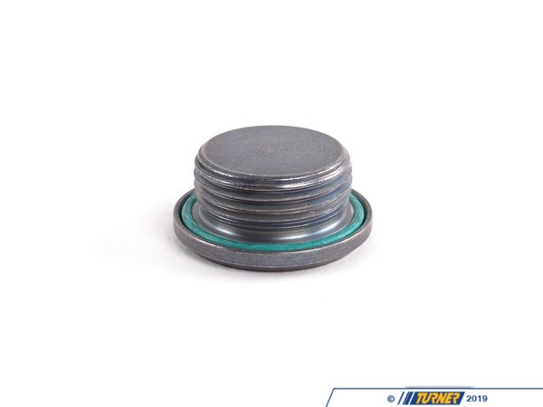 T#7923 - 33117525064 - Differential Drain Plug with O-Ring - Most BMWs - Genuine BMW - BMW