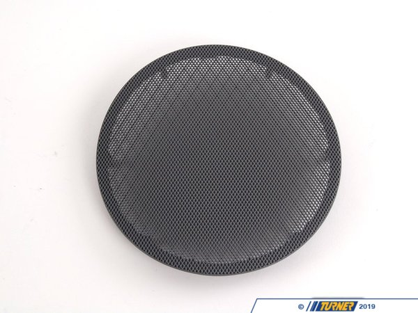 T#101274 - 51428265476 - Genuine BMW Cover F Right Loudspeaker Grau - 51428265476 - E53 - Genuine BMW -