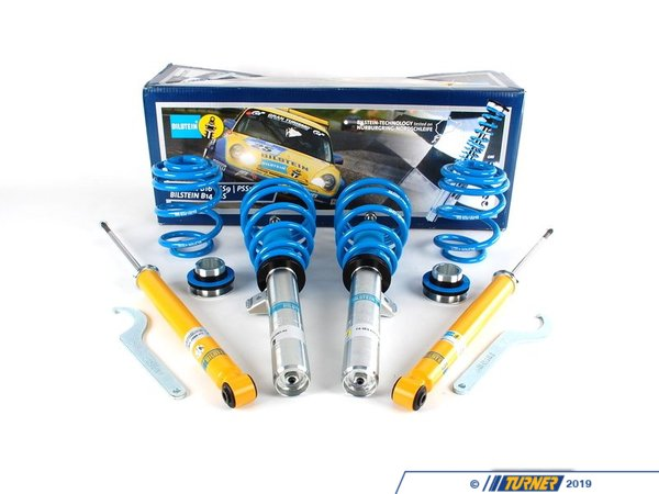 T#3629 - HE5-C684-H0 - E46 323i/325i/328i/330i Bilstein PSS Coil-Over Suspension - Bilstein - BMW