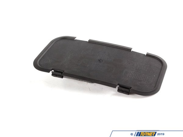 T#118969 - 51743404196 - Genuine BMW Cover W Absorber F Stiffenin - 51743404196 - Genuine BMW -