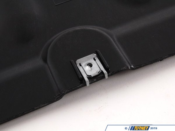 T#119284 - 51757167421 - Genuine BMW Underfloor Coating Center - 51757167421 - E82,E90,E92,E93 - Genuine BMW -