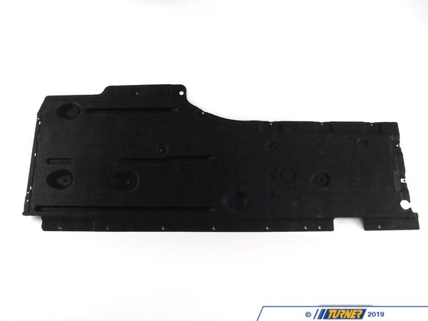 51757059391 Genuine Bmw Belly Pan Left Turner Motorsport